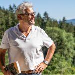Elmar Langenbacher, Schwarzwald, draussen im Freien