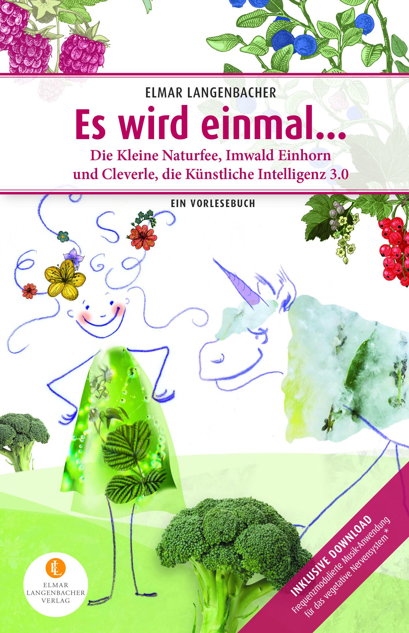 Es wird einmal, Elmar Langenbacher, 2020 - Buchtitelseite, ISBN978-3-9821475-1-2
